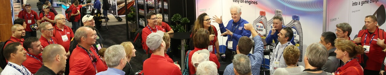 magic attracts traffic at las vegas trade show