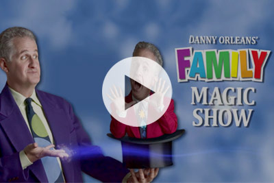 Danny Orleans Family Magic Show